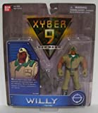 Xyber 9 New Dawn Willy by Ban Dai