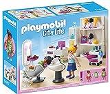 Playmobil Centro Comercial - City Life Salón de Belleza Playset, Color Multicolor (Playmobil 5487)