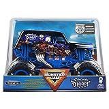 Monster Jam 6056733, Official Son-UVA Digger Monster Truck, Die-Cast Vehicle, 1:24 Scale, Multicolour