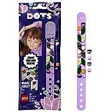 DOTS Bracelets Pulsera Bosque Mágico DIY Set de Cuentas de Joyería, Regalos para Mejor Amigo Arte y Manualidades para Niños, multicolor (Lego ES 41917)
