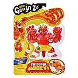Grandi Giochi Goo Jit Zu GJT01000 Hero Single Pack, multicolor, 13 cm , color/modelo surtido