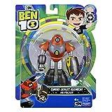 Ben 10 BEN47I10 Figuras de acción-Space Armor Heatblast