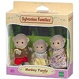 Sylvanian Families - 5214 - Familia Mono