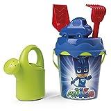 PJ Masks- Cubo de Playa Completo (Smoby 862072)