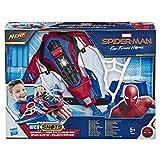 Spider-Man- Dispara Redes, única (Hasbro E3559EU4)