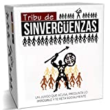 Tribu de Sinvergüenzas - El Mejor Juego de Cartas para Beber para Fiestas y Risas con amig@s - Made In Spain