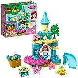 DUPLO Princess TM DisneyPrincessCastillo Submarino Juguete conMuñeca de La Sirenita Ariel para Niños Pequeñosde 2-5 años, multicolor (Lego ES 10922)