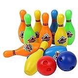 Juguete De Bolos para Niños, Juegos De Bolos Inteligente Inteligente Explorar Juegos Juguete para Niños Regalo (7 en)