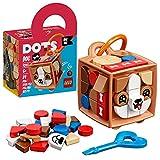 LEGO 41927 Dots Adorno para Mochila: Perro, Accesorio Personalizado, Juegos Creativos y Manualidades para Niños y Niñas +6 Años