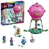 LEGO Trolls - Aventura en Globo de Poppy, Juguete de Construcción de globo Aerostático, Set Recomendado a Partir de 6 Años (41252)