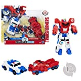 Transformers Figura Robots in Disguise Combiner Force Crash Primestrong