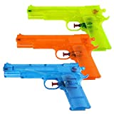 Schramm® de 3 Piezas Pistola de Agua clásica de Aprox. 20,6 cm