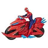 Spiderman - Spiderman with Cycle, multicolor (Hasbro E3368) , color/modelo surtido