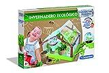 Clementoni-55375 - Invernadero Ecológico - juego científico a partir de 7 años