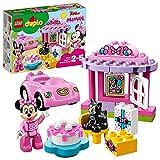 LEGO 10873 Duplo Disney Fiesta de cumpleaños de Minnie, Juguete de construcción con Mini Figura de Minnie Mouse y Coche, para Niños 2 - 5 años