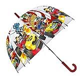 Paraguas Burbuja Trasnparente Mickey Disney 19'