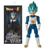 Dragon Ball- Vegeta Super Saiyan Blue Limit Breakers, Multicolor, Talla Única (Bandai 36732)