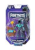 Toy Partner Figura FORTNITE Toxic Trooper 10 CM, Serie 2 Incluye 1 Accesorio, EN Blister, Multicolor (FNT0075)