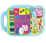 VTECH- Aprendo y Descubro con Peppa Pig Libro Infantil Que Enseña El Abecedario y Nuevas Palas, Multicolor, Talla Única (3480-518022) , color/modelo surtido
