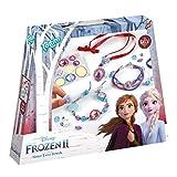 Totum- Schmuckbastelset Disney Frozen II Conjunto de Joyería, Multicolor (680661)