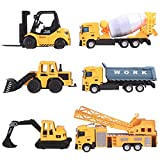 Kit de 6 camiones