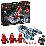 LEGO 75266 Star Wars Pack de Combate: Soldados Sith, Juguete de Construcción de Speeder del Soldado de Asalto con Mini Figuras