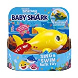 Baby Shark Figura com Música Juguete, Colores Surtidos (Concentra 25282A)
