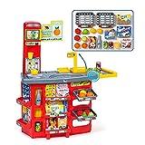 MOLTO | Supermercado de Juguete para Niña y Niño con Complementos | Juguetes Educativos para Niños | Partir de 18 Meses.