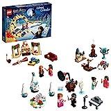 LEGO 75981 Harry Potter Calendario de Adviento 2020, Miniset de Contrucción del Baile de Navidad de Hogwarts
