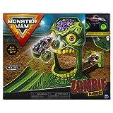 Bizak- Playsets acrobacias 1:64 Zombie, Multicolor (61925873)