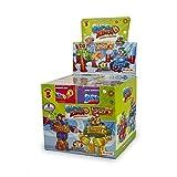 Superzings - Serie 3 - Caja con colección completa de 8 robots y 8 figuras , color/modelo surtido