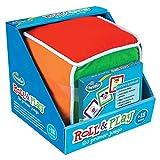 ThinkFun 76322 Roll & Play, Juego Educativo para Bebes, Edad Recomendada +18 Meses, Juegos Educativos