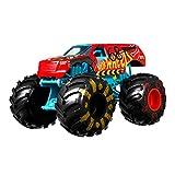 Hot Wheels Monster Trucks Demo Derby Coche de juguete todoterreno, regalo para niños +3 años (Mattel GWL09)