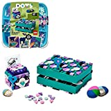 LEGO 41925 DOTS Cajas Secretas, Caja para Bisutería, Accesorios de Habitación e Ideas de Decoración de Escritorio, Manualidades para Niños
