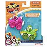 Hasbro Top Wing Pack 2 Mini Vehículos Brody and Betty Racers E5352