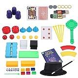 VGEBY1 Accesorios mágicos, Trucos de Magia, Juguetes para niños, Equipo de ejecución mágica, Herramienta(#2529 Green)