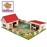 Eichhorn - Granja de Madera con Animales  ( 100004308) , color/modelo surtido