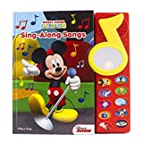Disney Mickey Mouse Clubhouse: Sing-Along Songs (Play-A-Song)