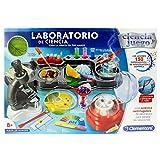 Clementoni Laboratorio de Ciencia Juego Educativo, Multicolor (552429)