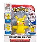 Pokèmon- My Partner Pikachu Mi Socio, Color Amarillo (Wicked Cool 97759)