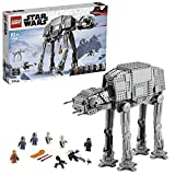 LEGO Star Wars - AT-AT Juguete de Construcción de Caminante AT-AT de La Guerra de las Galaxias, Juguete Creativo con Minifiguras a partir de 10 Años (75288)