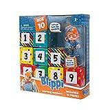 Toy Partner Figura BLIPPI Set con 10 SORPRESAS (BLP0009), Color