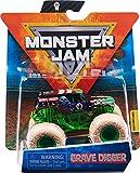 Monster Jam- Monster Jam-6044941-Original Zubehör im Maßstab (Sortierung mit Verschiedenen Designs) Truck-Camión con Accesorios (Escala 1:64), Multicolor (Spin Master 6044941) , color/modelo surtido