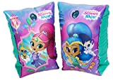 Shimmer and Shine-25453 Shimmer & Shine Set Manguitos hinchables, Multicolor (Saica 2653)