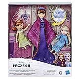 Hasbro Disney Frozen 2 Reina de Hielo Iduna Schlummertraum con muñecas Elsa y Anna Reina Iduna Canta Francia Inspirada en Disney Frozen 2