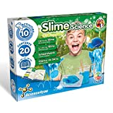 Science4you-La Ciencia del Slime-Brilla en la Oscuridad – Juegos y Juguetes Cientifico y Educativo-Regalo Niñas +8 Años