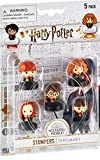 Bizak Harry Potter Sello Pack de 5 (64115040)