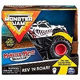Spin Master- Rev & Roar Trucks Jam Mutt Dalmatian Rev 'N Roar Monster-Camión con Sonido (Escala 1:43), Multicolor (6053252)