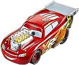 Disney Cars - XRS Vehículo Rayo McQueen Coches de juguete niños +3 años (Mattel GFV34)