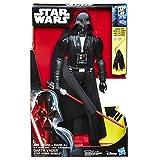 Star Wars Rebels - Figura interactiva Darth Vader (Hasbro B7284ES00)